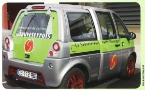 Communauté de Communes du Sauveterrois - Voiture électrique