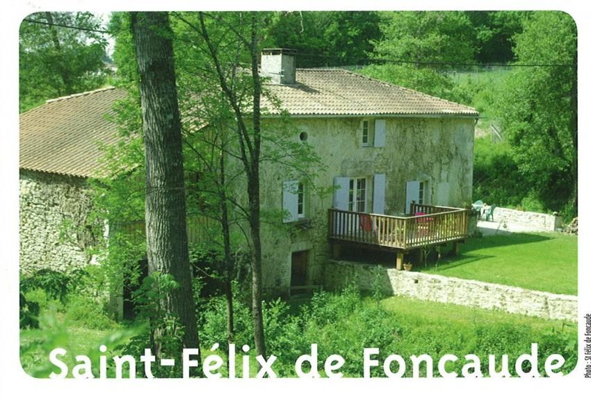 Communauté de Communes du Sauveterrois - Photo Saint Félix de Foncaude