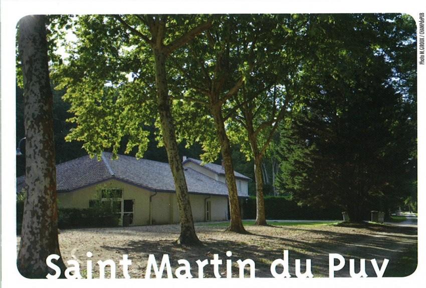 Communauté de Communes du Sauveterrois - Photo Saint Martin du Puy