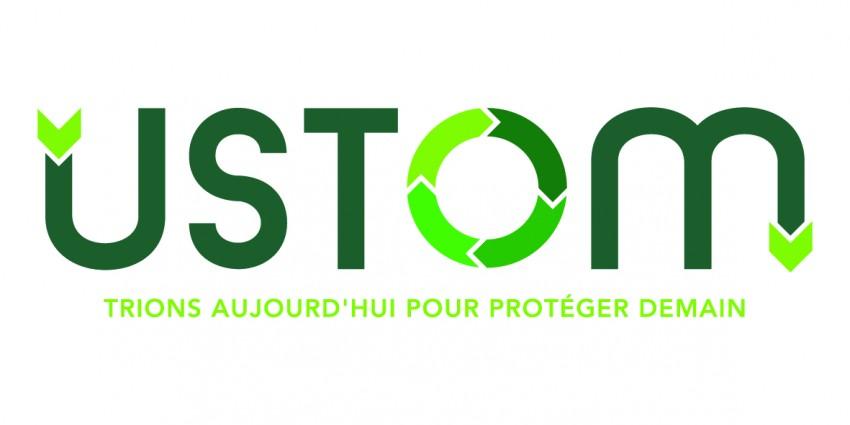 Nouveau Logo USTOM