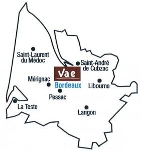 Communauté de Communes du Sauveterrois - Carte VAE