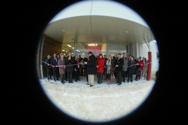 Communauté de Communes du Sauveterrois - Inauguration salle Possamaï