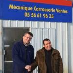 Communauté des Communes du Sauveterrois - Garage MCV