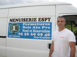 Communauté des Communes du Sauveterrois - Menuiserie ESPY