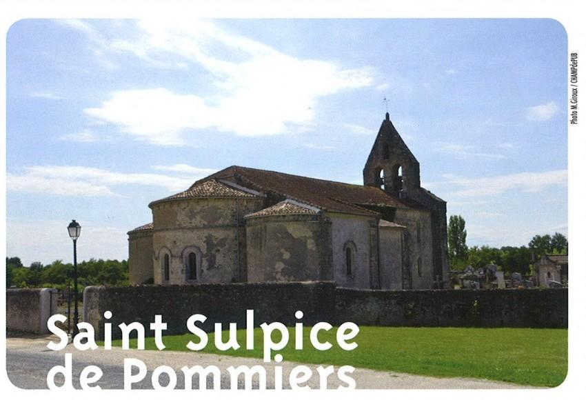 Communauté de Communes du Sauveterrois - Photo Saint Sulpice de Pommiers