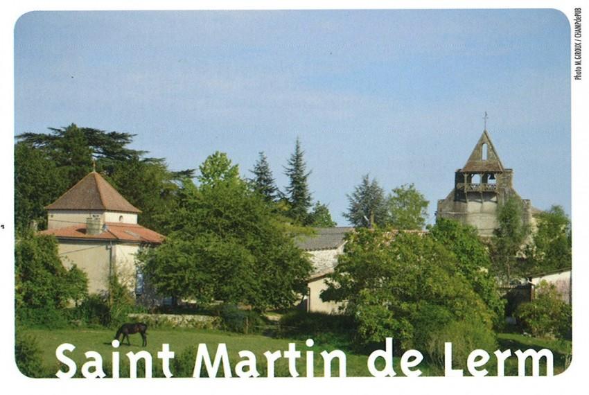 Communauté de Communes du Sauveterrois - Photo Saint Martin de Lerm