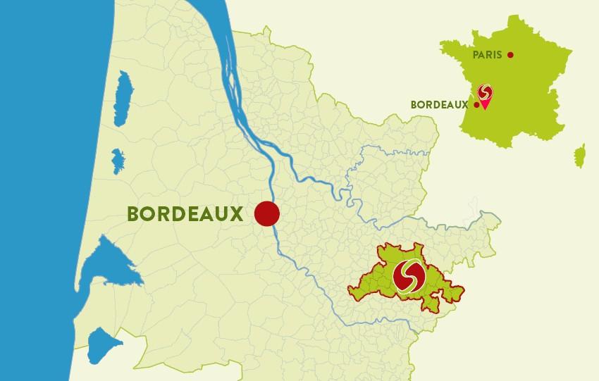 Communauté de Communes du Sauveterrois - Plan général