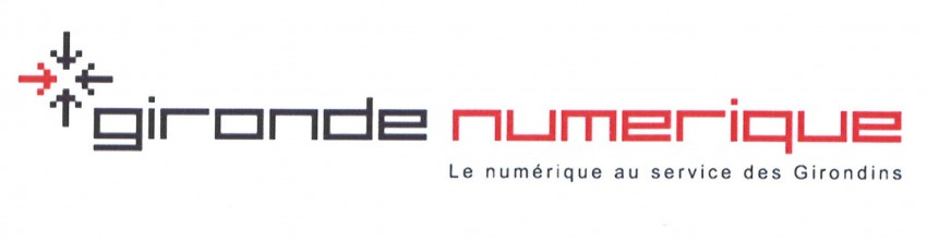 Logo gironde numerique